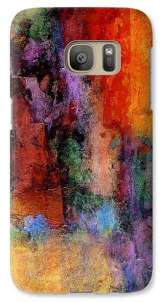 Galaxy Case featuring the mixed media Confection by Jim Whalen