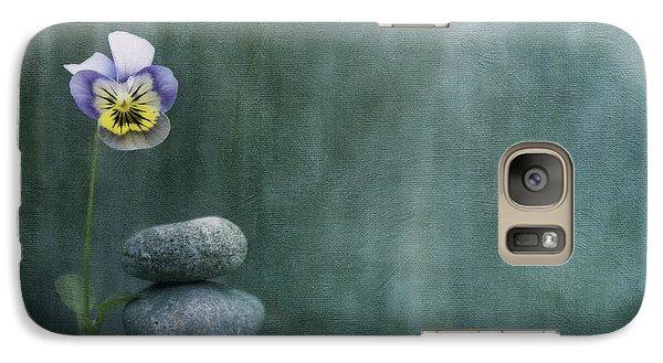 Still Life Galaxy S7 Case - Confidence by Priska Wettstein