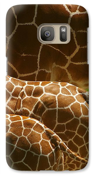 Galaxy Case featuring the photograph Connection by Randy Pollard