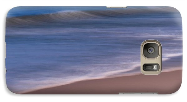 Galaxy Case featuring the photograph Constant Movement by Amazing Jules