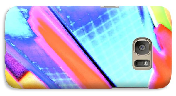 Galaxy Case featuring the photograph Consuming The Grid by Xn Tyler