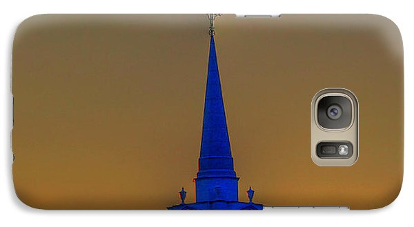 Galaxy Case featuring the photograph Contemplation by Larry Trupp