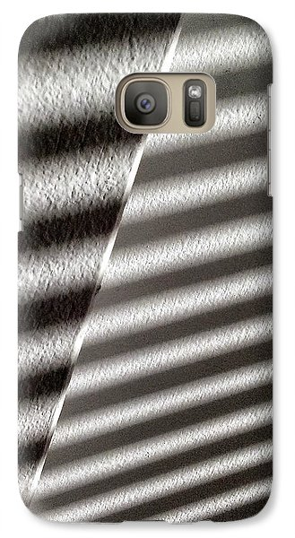 Galaxy Case featuring the photograph Continuum Z by Steven Huszar