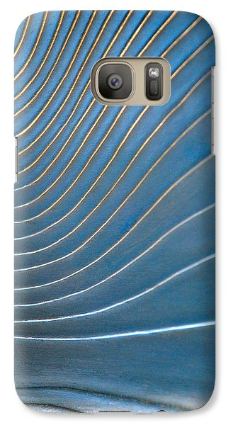 Galaxy Case featuring the photograph Contours 1 by Wendy Wilton