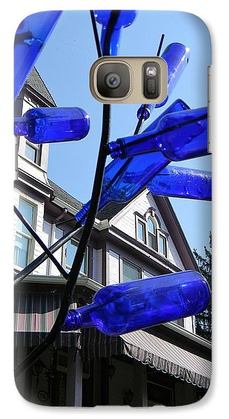 Galaxy Case featuring the photograph Contrast by Jean Goodwin Brooks