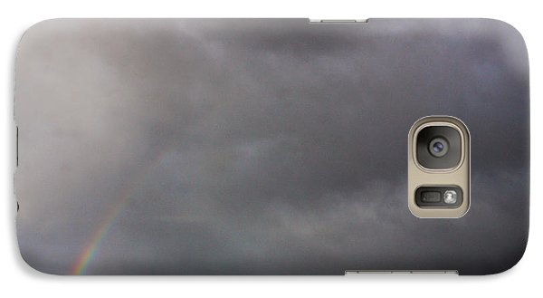 Galaxy Case featuring the photograph Contrasts by Jon Emery
