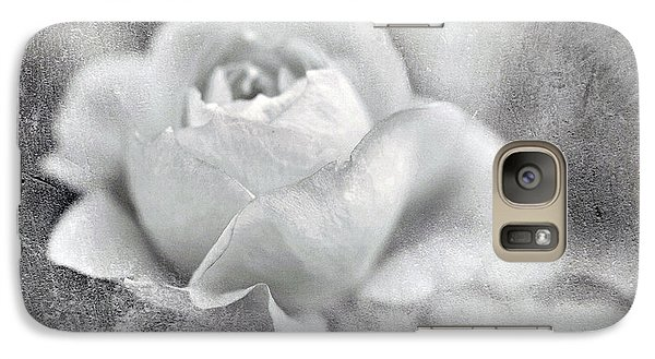 Galaxy Case featuring the photograph Cool Rose by Annie Snel