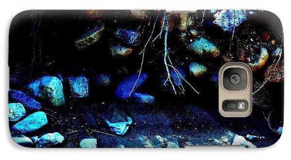Galaxy Case featuring the photograph Coal Creek Cedar Canyon Utah by Deborah Moen