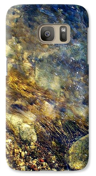 Galaxy Case featuring the photograph Cool Waters...of The Rifle River by Daniel Thompson