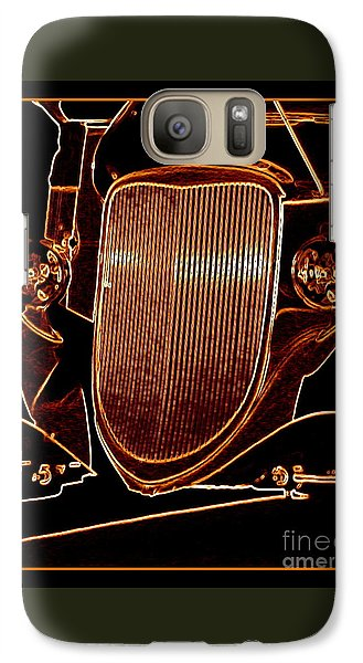 Galaxy Case featuring the photograph Copper Works by Bobbee Rickard