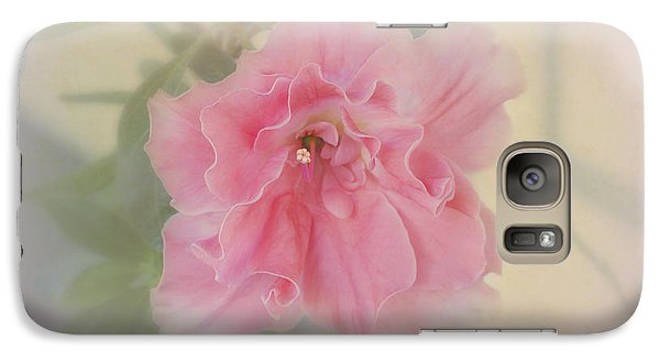 Galaxy Case featuring the photograph Coral by Elaine Teague