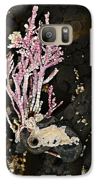 Galaxy Case featuring the photograph Coral II  by Bob Wall