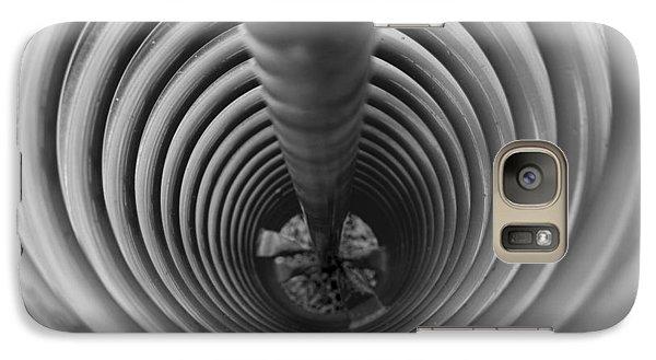 Corkscrew Galaxy S7 Case