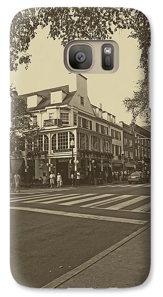 Corner Room Galaxy S7 Case