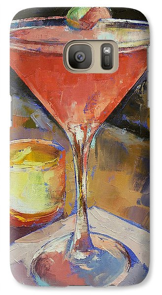 Cosmopolitan Galaxy S7 Case by Michael Creese