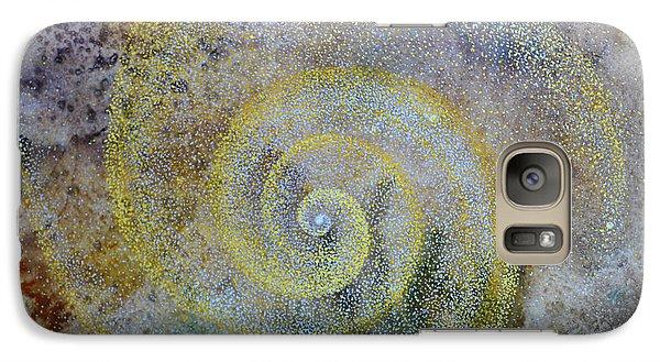 Cosmos Galaxy S7 Case by Suzette Kallen