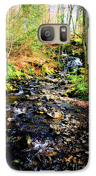 Galaxy Case featuring the photograph Country Life by Doc Braham