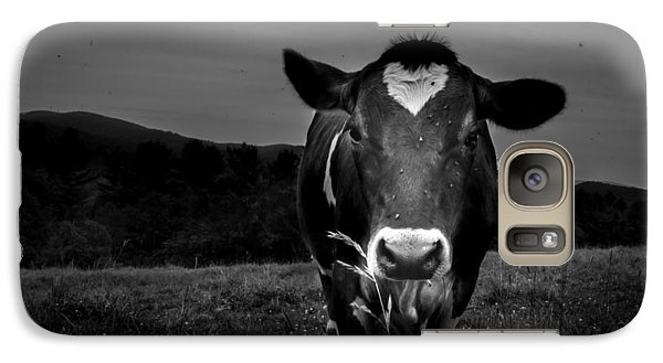 Cow Galaxy S7 Case by Bob Orsillo