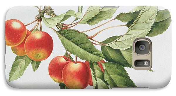 Crab Apples Galaxy S7 Case