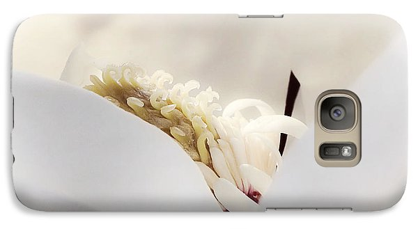 Galaxy Case featuring the photograph Cradled by Janie Johnson