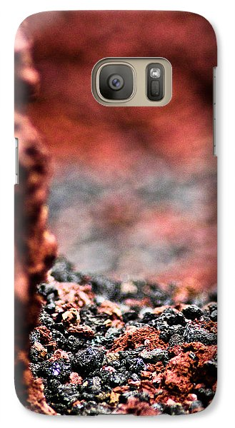 Galaxy Case featuring the photograph Craters Of The Moon 1 by Joel Loftus