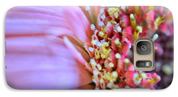 Galaxy Case featuring the photograph Crazy Enough by Penni D'Aulerio