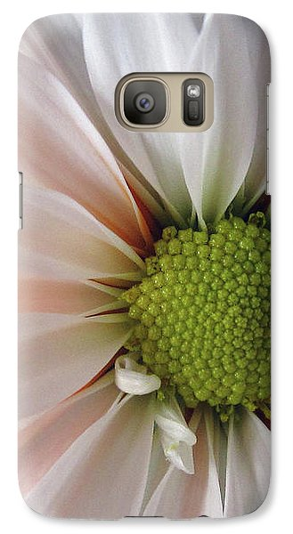 Galaxy Case featuring the photograph Creamsicle by Jean OKeeffe Macro Abundance Art