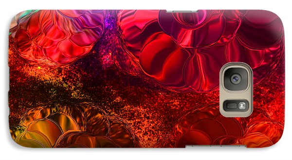 Galaxy Case featuring the digital art Creative Mind by Gayle Price Thomas
