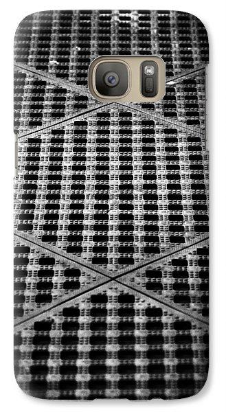 Criss Cross Galaxy S7 Case