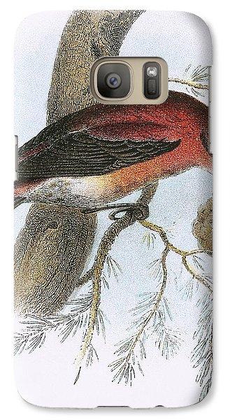 Crossbill Galaxy S7 Case