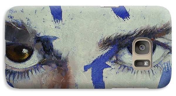Crows Galaxy S7 Case by Michael Creese