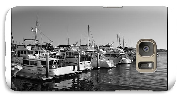 Galaxy Case featuring the digital art Cruising San Diego Style 2 by Kirt Tisdale