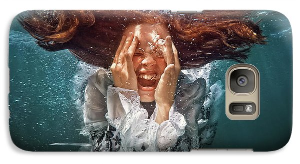 Cry Galaxy S7 Case