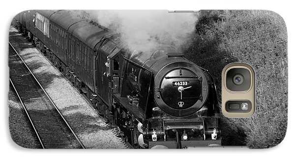 Galaxy Case featuring the photograph Cumbrian Express by Paul Scoullar