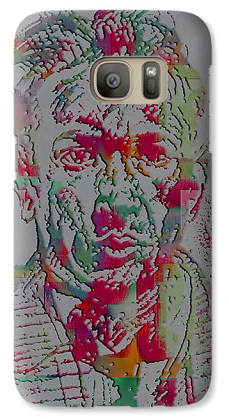 Galaxy Case featuring the digital art Cummings by Asok Mukhopadhyay