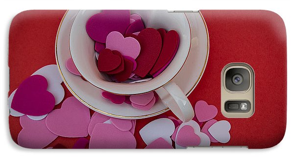 Galaxy Case featuring the photograph Cup Full Of Love by Patrice Zinck