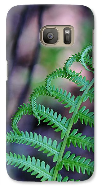 Galaxy Case featuring the photograph Curls by Debbie Oppermann