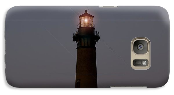 Galaxy Case featuring the photograph Currituck Lighthouse by Greg Reed