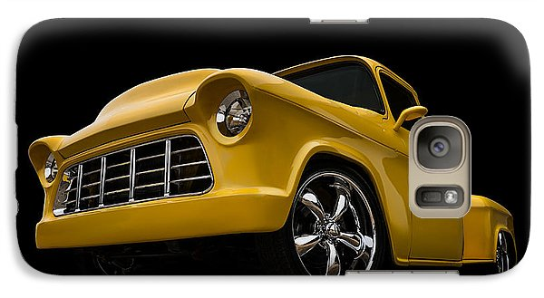 Truck Galaxy S7 Case - Cut '55 by Douglas Pittman