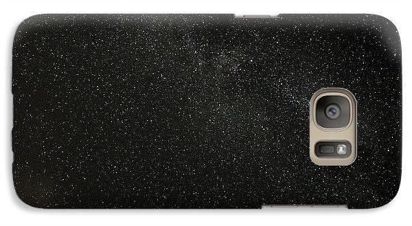 Galaxy Case featuring the photograph Cygnus  Deneb  Vega by Greg Reed