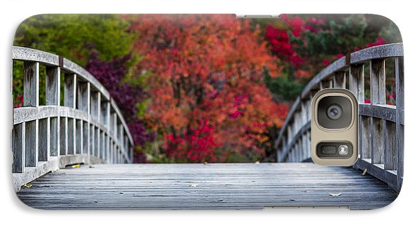 Galaxy Case featuring the photograph Cypress Bridge by Sebastian Musial