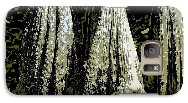 Galaxy Case featuring the photograph Cypress Three by Sally Simon