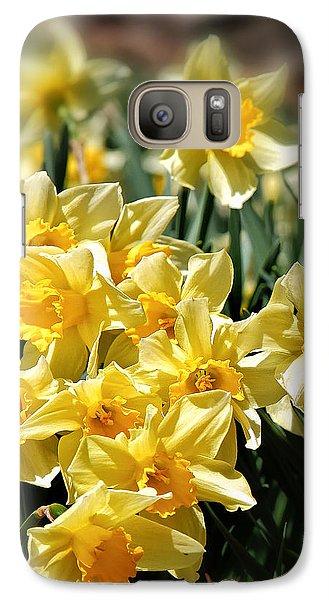 Daffodil Galaxy S7 Case