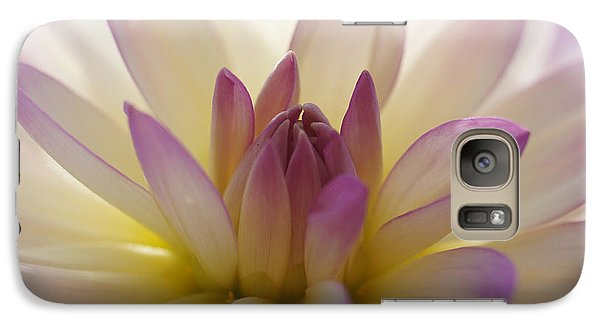 Galaxy Case featuring the photograph Dahlia 1 by Rudi Prott