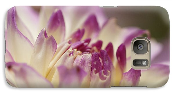 Galaxy Case featuring the photograph Dahlia 2 by Rudi Prott