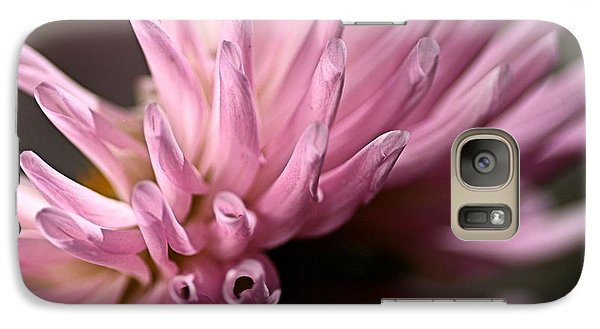 Galaxy Case featuring the photograph Dahlia by Joy Watson