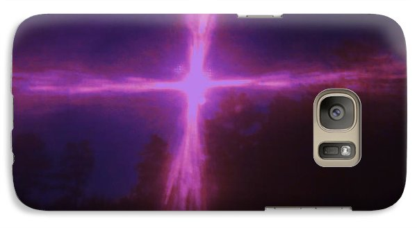 Galaxy Case featuring the photograph Daily Inspiration Lll by Robin Coaker