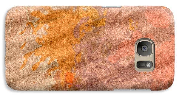 Dainty Visual Galaxy S7 Case by Lourry Legarde