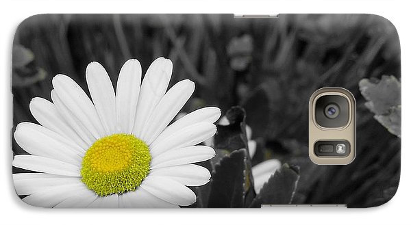 Galaxy Case featuring the photograph Daisy by Chad and Stacey Hall