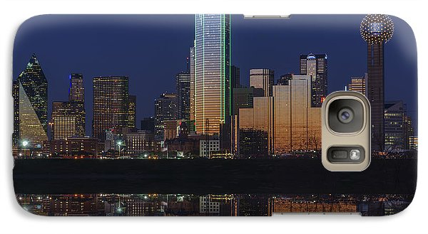 Dallas Aglow Galaxy S7 Case by Rick Berk